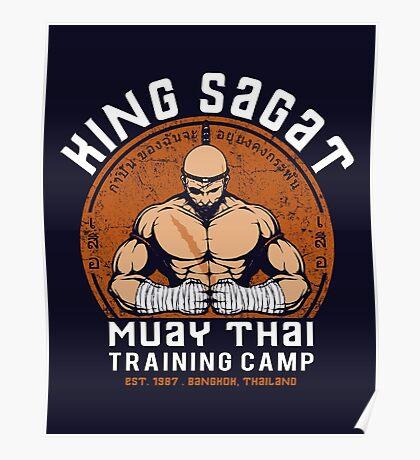 Muay Thai Camp Poster