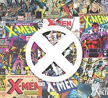 X-Men - Comics by baudelaire4tune