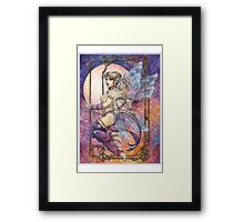 Tailed Pixie Framed Print