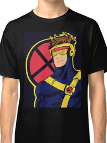 X-Men vintage Cyclops 1990s  Retro Classic T-Shirt