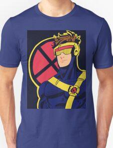 X-Men vintage Cyclops 1990s  Retro Unisex T-Shirt