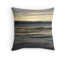 Sea, Sand and Sky Throw Pillow