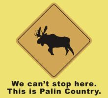 This is Palin Country by qushido