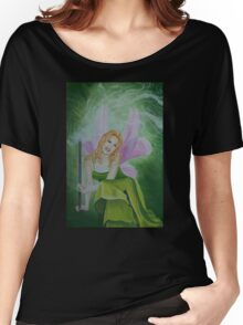 Kylie the Green Fairy Women's Relaxed Fit T-Shirt