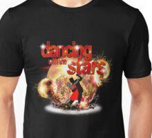 Dancing with the Stars Disco Balls Crashing Unisex T-Shirt