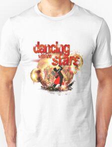 Dancing with the Stars Disco Balls Crashing T-Shirt