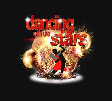 Dancing with the Stars Disco Balls Crashing Unisex T-Shirt