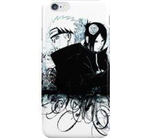 Pain &  Konan iPhone Case/Skin