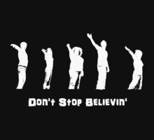 Don't Stop Believin' by Ecila