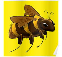 God made a Bee Poster