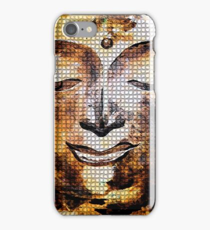 Buddha of Compassion 1 - Design 1 iPhone Case/Skin