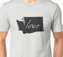 Love Washington Unisex T-Shirt