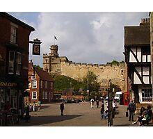 Lincoln's Castle  Photographic Print