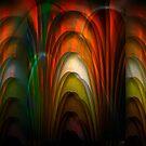 abstract 27 by dominiquelandau