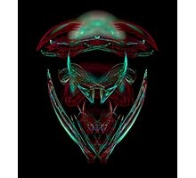 She-Alien Photographic Print