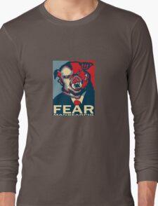 MANBEARPIG IS SUPER SERIAL! Long Sleeve T-Shirt