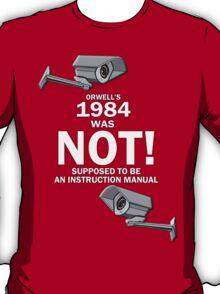 Orwell's 1984 T-Shirt