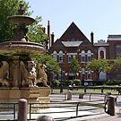 Town Hall Square Leicester by UrsulaDee