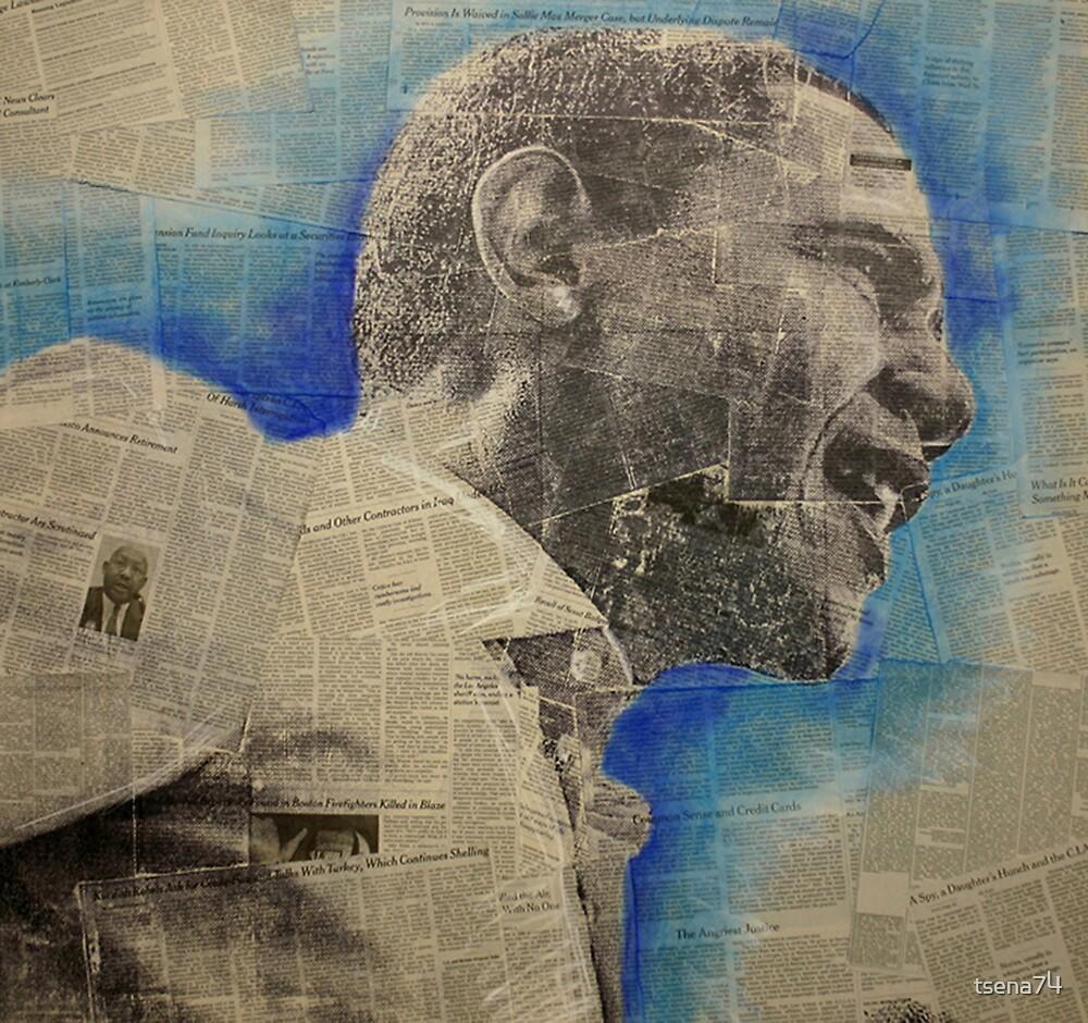 Obama '08 by tsena74