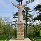Christ of the Ohio by Sandy Keeton