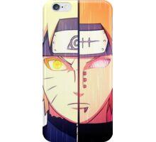 Naruto & Pain iPhone Case/Skin