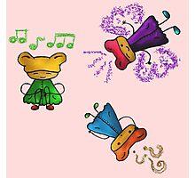 Cute cartoon Photographic Print