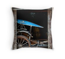 Rickshaw Throw Pillow