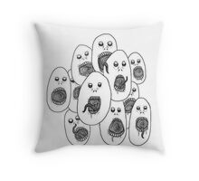 How are you? Throw Pillow