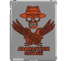 Adamantium Savage iPad Case/Skin