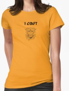 I Craft Womens Fitted T-Shirt