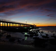 Pt Lonsdale 2 by Campbell Miller