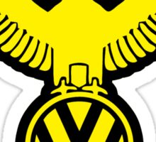 VW DUB LIFE Sticker