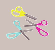 Scissors by Colleen Sweeney