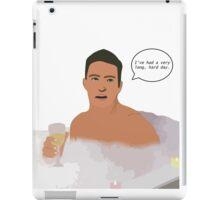 I've Had A Very Long, Hard Day. iPad Case/Skin