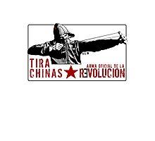 Tirachinas Photographic Print