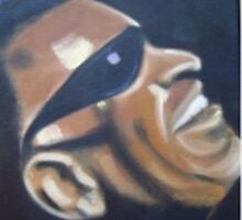 ray Charles by ToniBerry