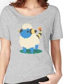 Do androids dream of Mareep? Women's Relaxed Fit T-Shirt
