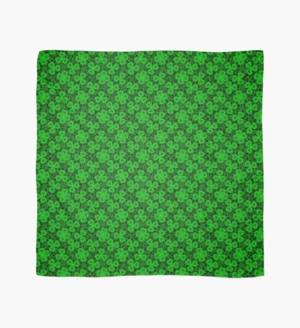 Clover. Lace. Seamless pattern. Scarf