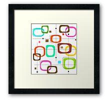 Spangles Framed Print