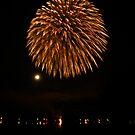 Wakefield Fireworks #2 by AuntieJ