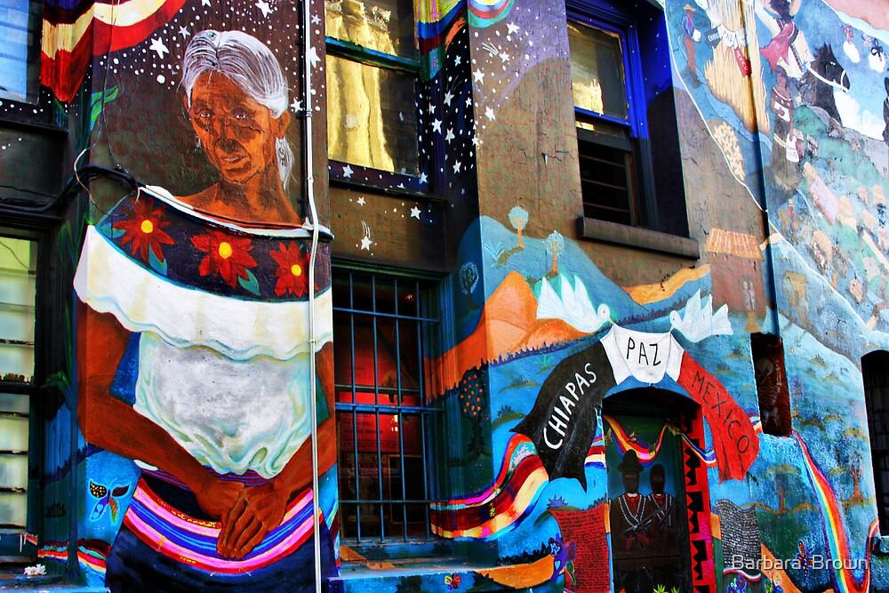 San Francisco Color by Barbara  Brown
