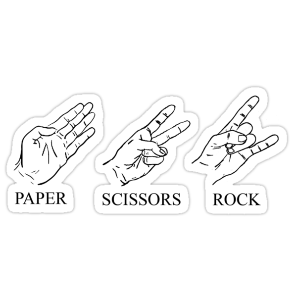 Paper, Scissors, Rock n Roll by leakeg