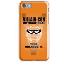 Villaincon iPhone Case/Skin