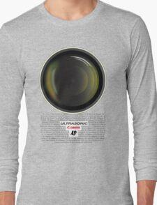 Canon Ultrasonic Long Sleeve T-Shirt