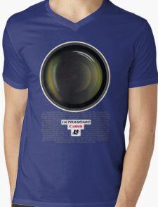 Canon Ultrasonic Mens V-Neck T-Shirt