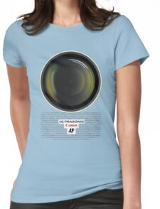 Canon Ultrasonic Womens Fitted T-Shirt