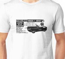 Forget the Hybrids... Go the Eshelman! Unisex T-Shirt