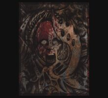 Screaming Faces by HELLRAISER