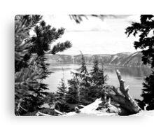 Open Rim Canvas Print