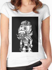 Cthulhu Rocks Women's Fitted Scoop T-Shirt